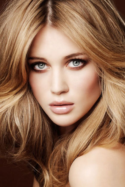 Best hairstyles for evenings